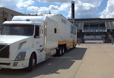 Bohrens Logistics exhibits trade show expert moving